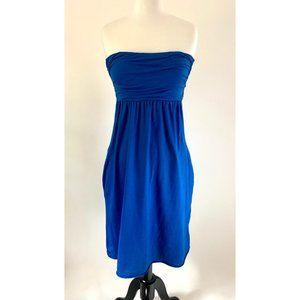 Velvet by Graham & Spencer Strapless Tieback dress